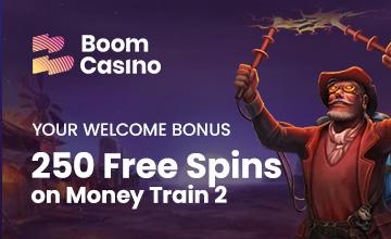 Boom Casino - Play now!