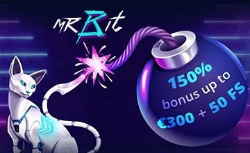 Mr Bit - Get Your Bonus Now!