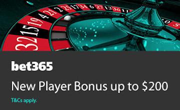 Bet365 - Get Your Casino Bonus Now!