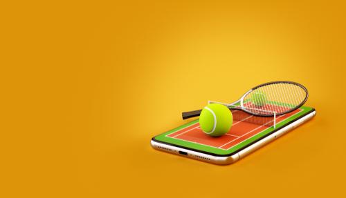 Tennis betting strategy