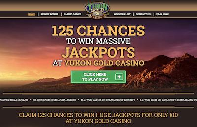 Yukon Gold Casino Pro and Con