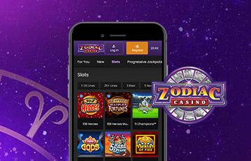 Zodiac Casino Games