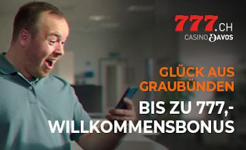 Casino777.ch - Jetzt zu Casino777.ch und Bonus abstauben!