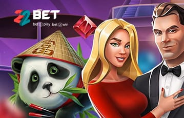 22bet casino test