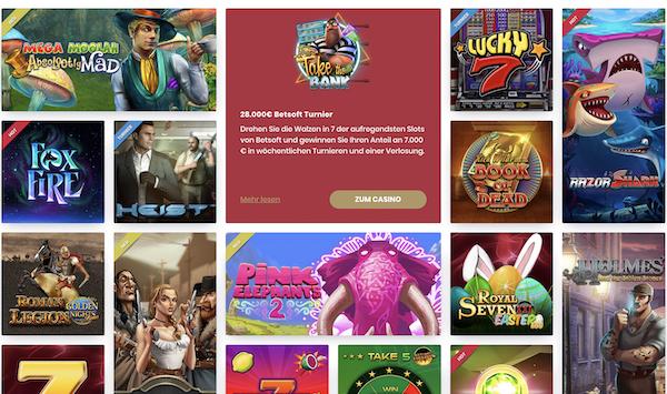 Cherry Casino Games