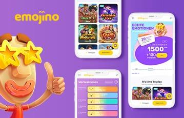 emojino casino bonus