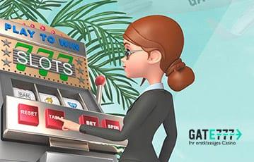 Gate777 Casino Slots