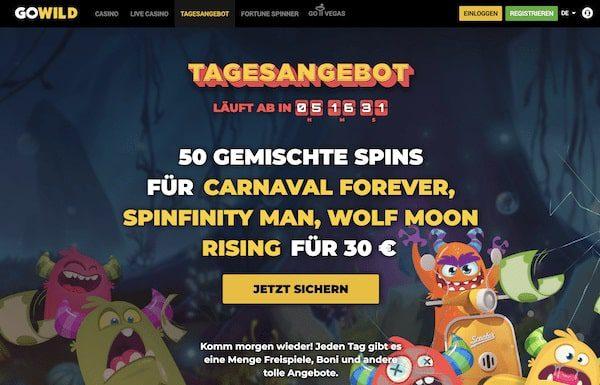 gowild casino bewertung