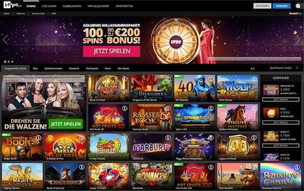 hopa.com casino erfahrungen