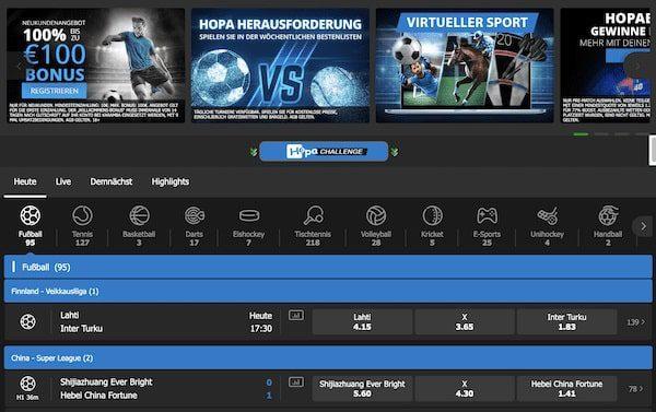hopa.com sport erfahrungen