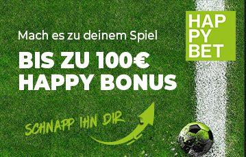 happybet bonus code