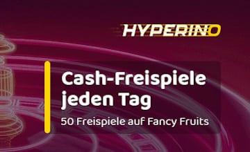 Hyperino - Jetzt zu Hyperino und Bonus erhalten!