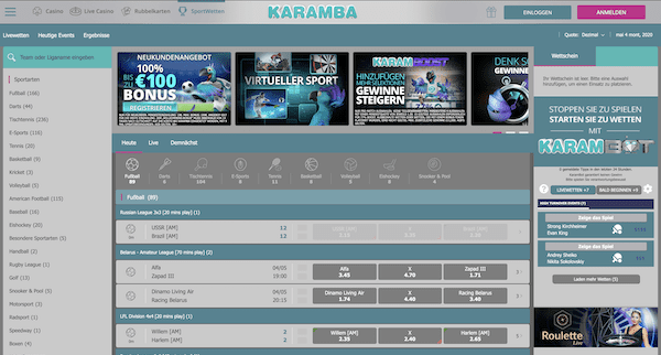 Karamba Pros und Contras