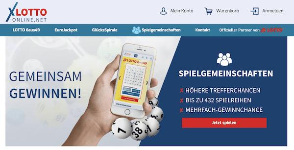 Lotto-online.net Pros und Contras