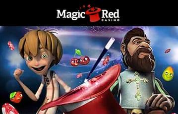 Magic Red Spiele