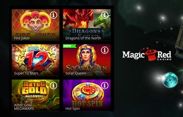 Magic Red Slots