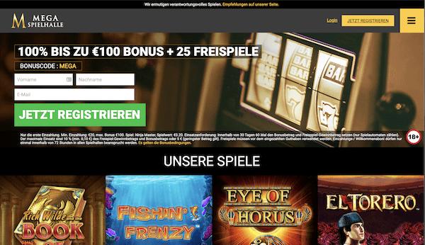 Mega Casino Pros und Contras