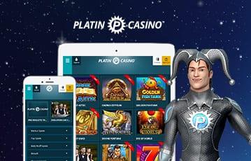 Unsere Platin Casino Bewertung