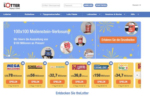 TheLotter.com Pros und Contras