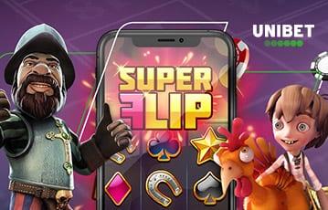 Unibet Casino mobil