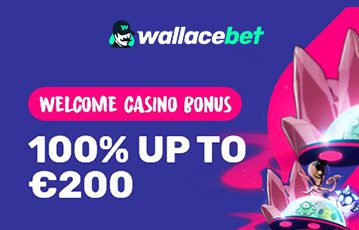 Wallacebet Spielhallen Bonus