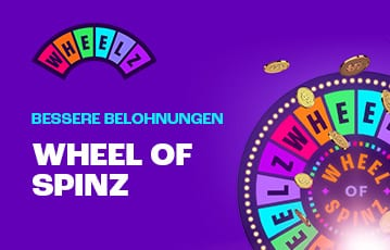 Wheelz Wheel of Spin