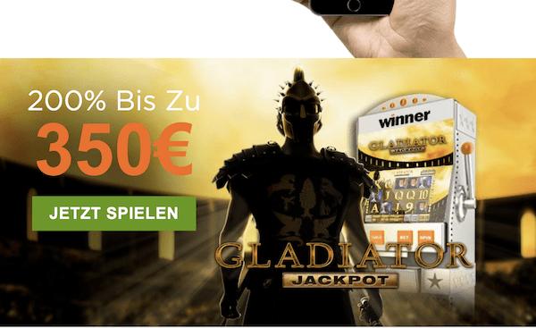Winner.com Bonus