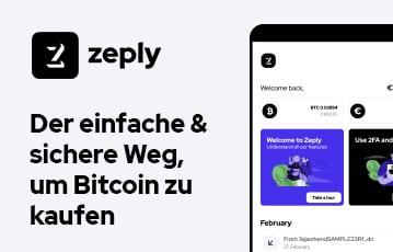 zeply Bitcoins mobil kaufen