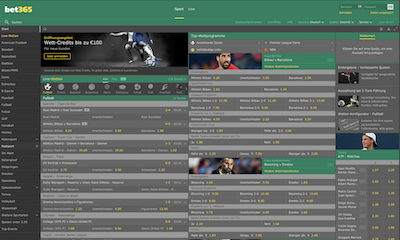 Bet365 Pro and Con