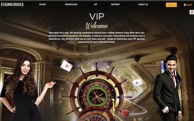 CasinoCruise VIP Program