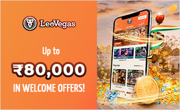 LeoVegas - Get Your Casino Bonus Now!
