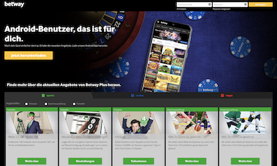 Betway Pro and Con