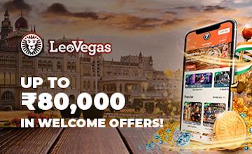 Leo Vegas - Get Your Casino Bonus Now!