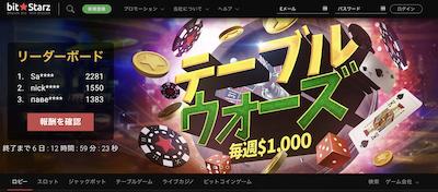 Bitstarz Casino 利点・欠点
