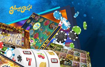 ハッピースターカジノ ゲーム