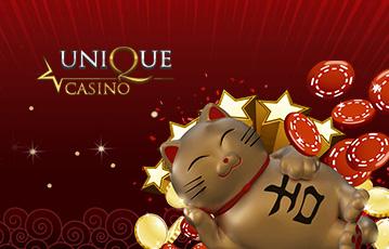 Unique Casino 利点・欠点