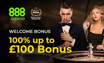 888 - Get bonus