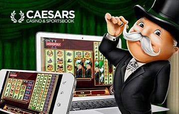 Caesars casino mobile US