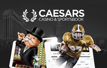 Caesars promo content