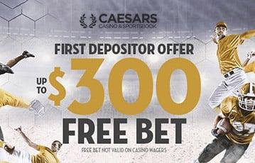 caesars sportsbook bonus