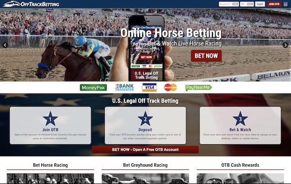 OffTrack Website Overview