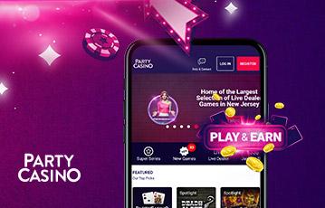 Party Casino Mobile USA