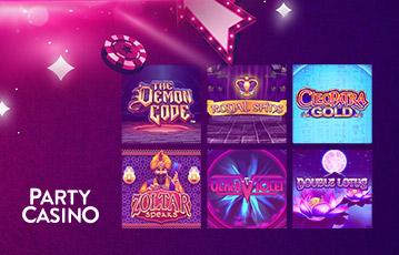 Party Casino Slots