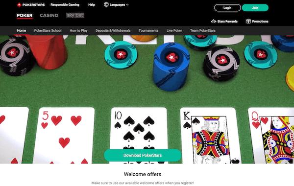 PokerStars Casino Reviews