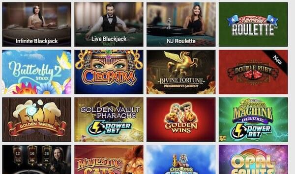 Unibet USA unibet casino bonus