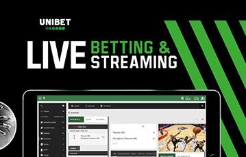 Unibet Sportsbook Live Streaming