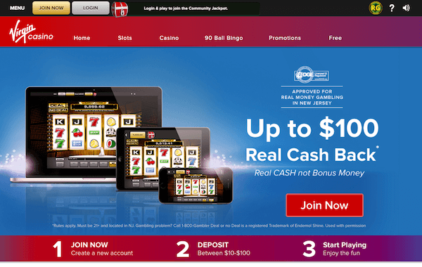 Virgin Casino Review USA