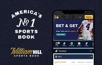 William Hill promotional banner